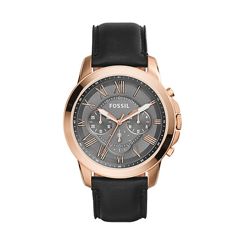 Fossil Herrenchronograph Grant FS5085