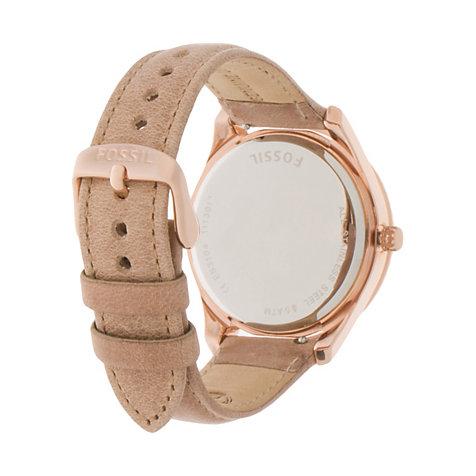 Damenuhren fossil lederarmband  Fossil Damenuhr ES3104 bei CHRIST online kaufen
