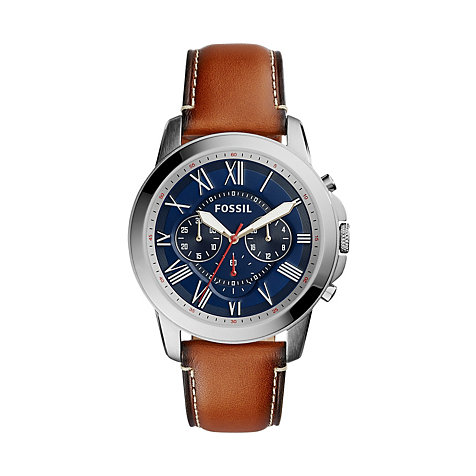 Fossil Herrenchronograph FS5210