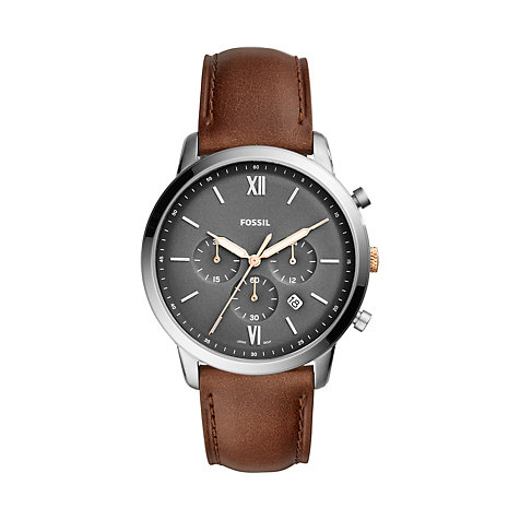 Fossil Herrenchronograph FS5408