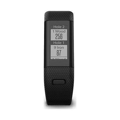 Garmin Golf-Fitness-Tracker X40 Schwarz