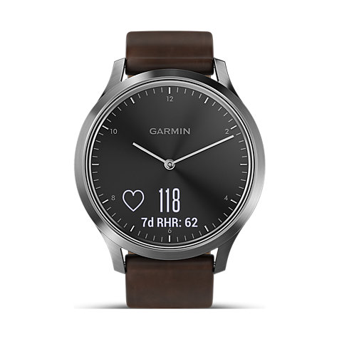Garmin Herrenuhr Vivomove HR Premium