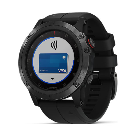 garmin smartwatch fenix 5x plus sapphire 40 36 1361 bei. Black Bedroom Furniture Sets. Home Design Ideas