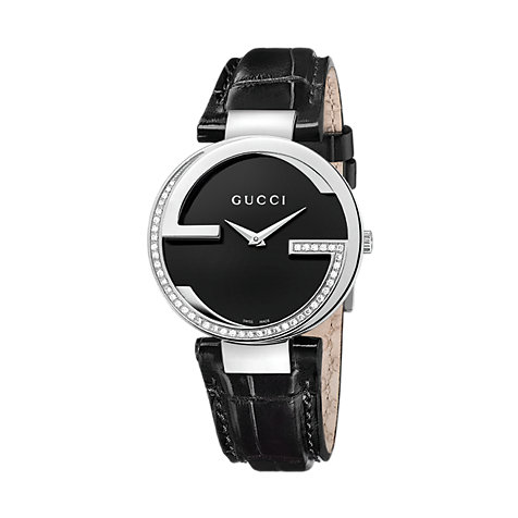 GUCCI Damenuhr Interlocking YA133305