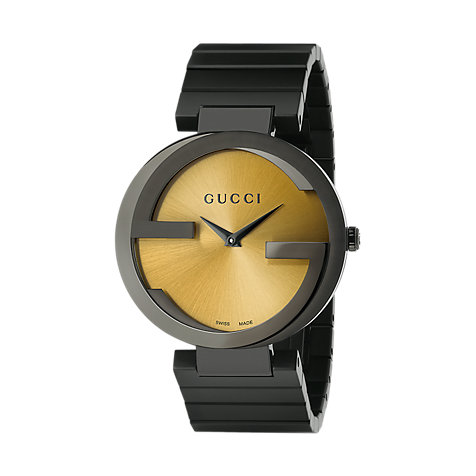 Gucci Damenuhr Interlocking YA133314
