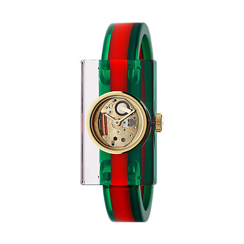 Gucci Damenuhr Web Watch YA143501