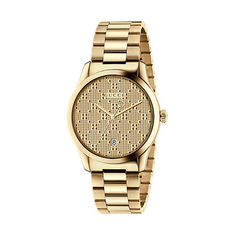 Gucci Herrenuhr G-timeless YA126461A