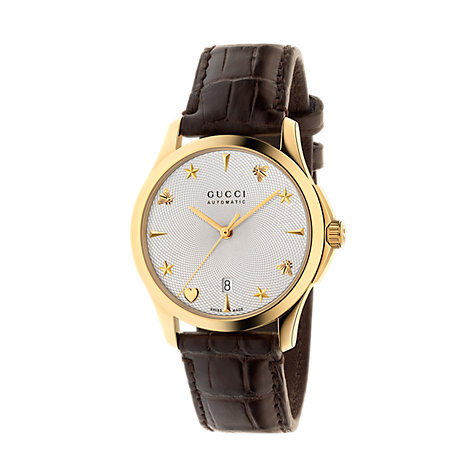 Gucci Herrenuhr G-Timeless YA126470