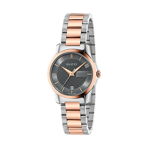 Gucci Herrenuhr G-Timeless YA126527