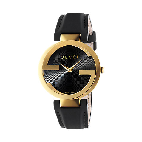 Gucci Herrenuhr Interlocking YA133326