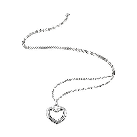Guess Kette Heart Neck JUBN83012JW
