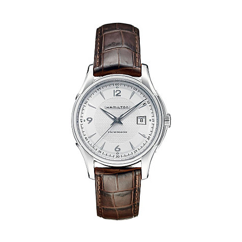 Hamilton Herrenuhr Jazzmaster Viewmatic H32515555
