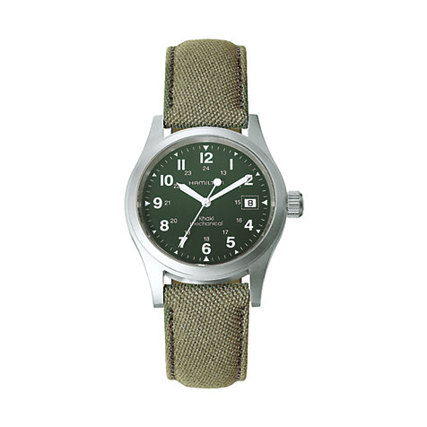 Hamilton Herrenuhr Khaki Field Mechanical H69419363