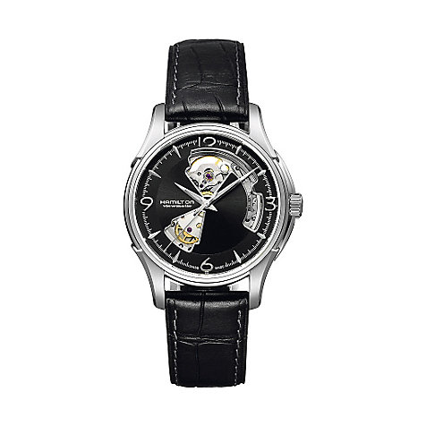Hamilton Herrenuhr Open Heart H32565735