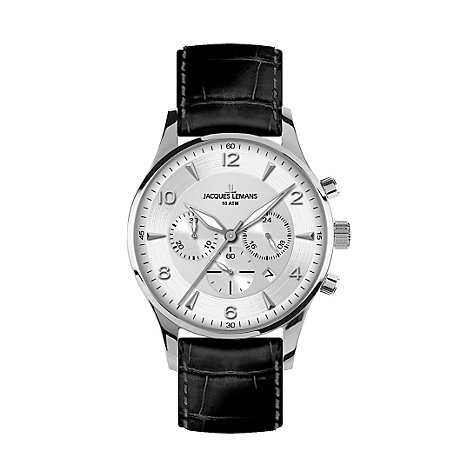 Jacques Lemans Herrenchronograph London 1-1654B