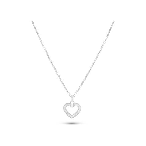 JETTE Silver Kette Sacred Heart Collection