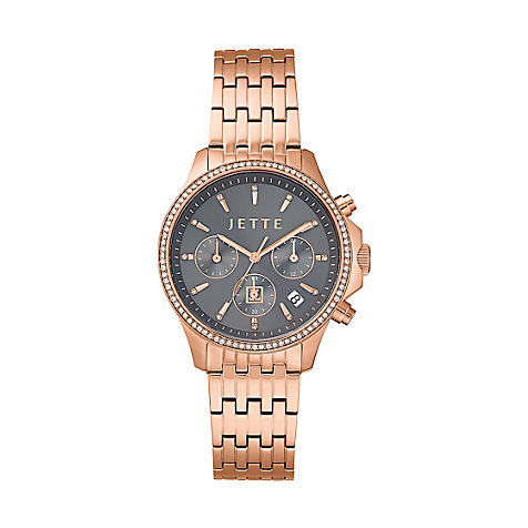 JETTE Time Chronograph Crossroad