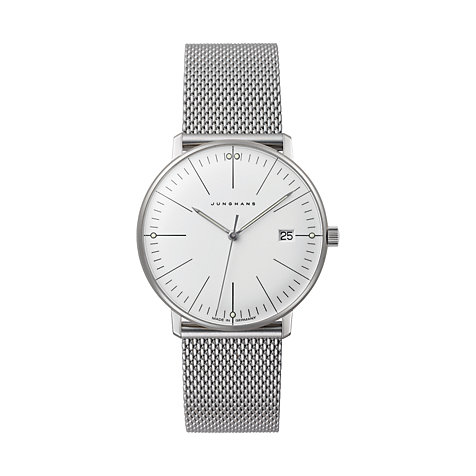 Junghans Damenuhr Max Bill Quarz 047/4250.44