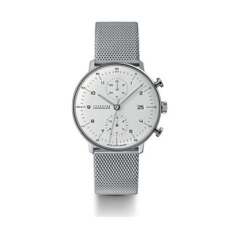 Ma sélection de 10 chronos à moins de 2000 euros pour Noël  (sans pub !)  Junghans-herrenchronograph-max-bill-chronoscope-027400344_87096432
