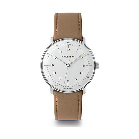 Junghans Herrenuhr Max Bill Automatic 027/3502.00