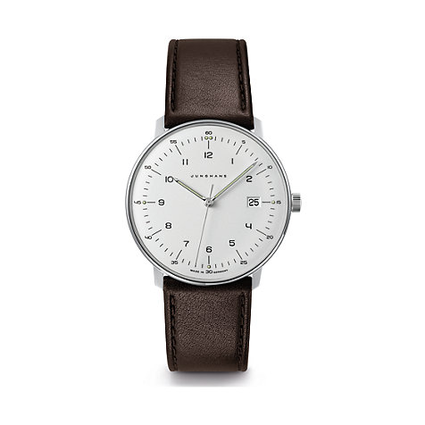 Junghans Herrenuhr Max Bill Quarz 041/4461.00