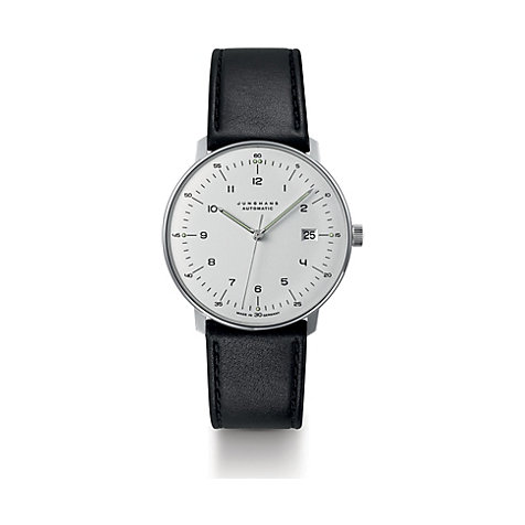 Junghans Herrenuhr Max Bill Autiomatic 027/4700.00