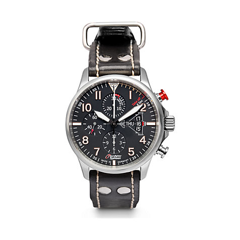 Junkers Chronograph Edition 3 Eurofighter 6826-5