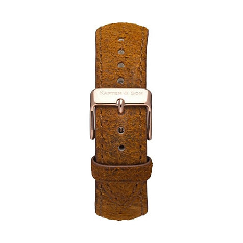Kapten & Son Lederband Brown Vintage