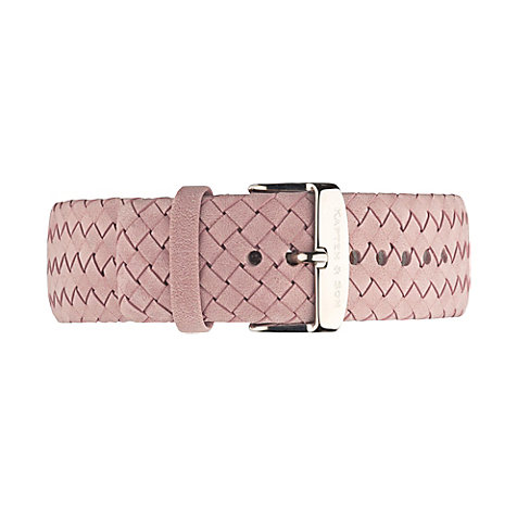 Kapten & Son Lederband Rose Woven Campus 20 mm