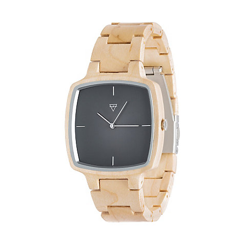 Kerbholz Herrenuhr Hans Maple whansmp6998