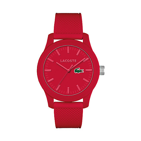 Lacoste Uhr The Lacoste Poloshirt In A Watch 2010764
