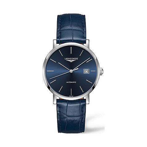 Longines Herrenuhr Elegant Collection L49104922
