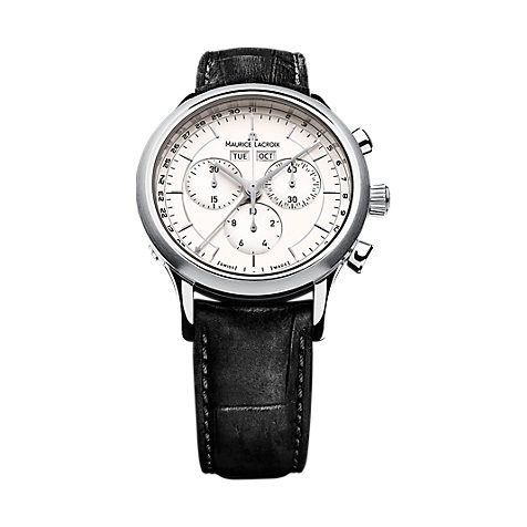 Maurice Lacroix Herrenchronograph Les Classiques LC1008SS001130