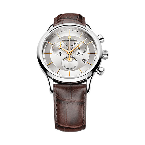 Maurice Lacroix Herrenchronograph Les Classiques LC1148SS001132