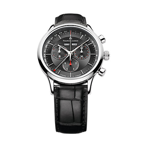 Maurice Lacroix Herrenchronograph Les Classiques LC1228SS001331