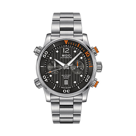 Mido Chronograph Multifort M005.914.11.060.00