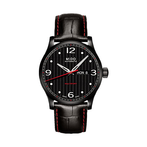 Mido Herrenuhr Multifort M0054303705080