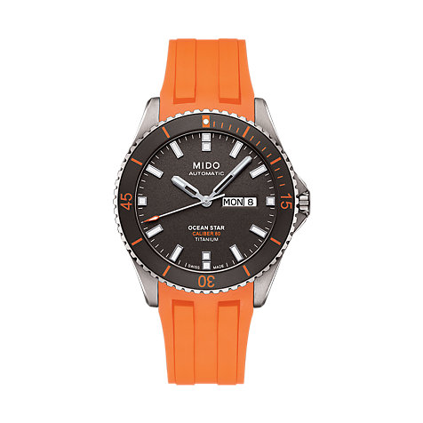 Mido Herrenuhr Ocean Star Captain M0264304706100