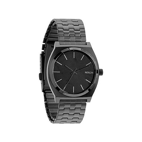 Nixon Herrenuhr Time Teller All Black A045 1001
