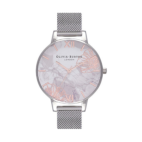 Olivia Burton Damenuhr Abstract Florals