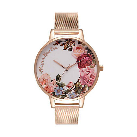 Olivia Burton Damenuhr English Garden OB16ER10