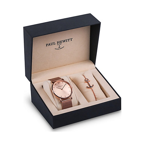 Paul Hewitt Geschenkset Perfect Match Rose Sunray