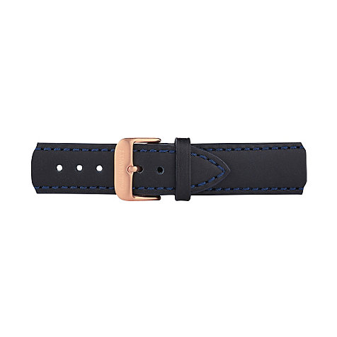 Paul Hewitt Uhrenarmband Leder PH-M1-R-11M