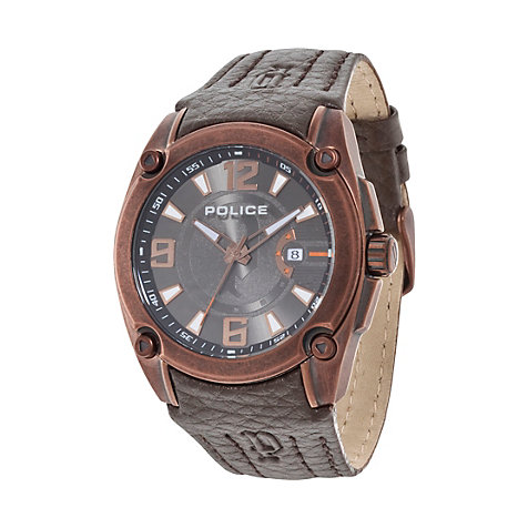 Police Herrenuhr Adventure P13891JSQBR-61