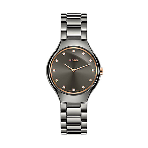 Rado Damenuhr True Thinline R27956722