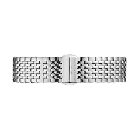 Rosefield Uhrenarmband Metall The Upper East Side