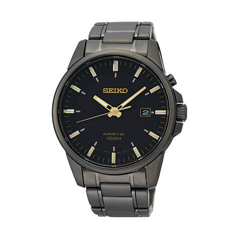 Seiko Herrenuhr Kinetic