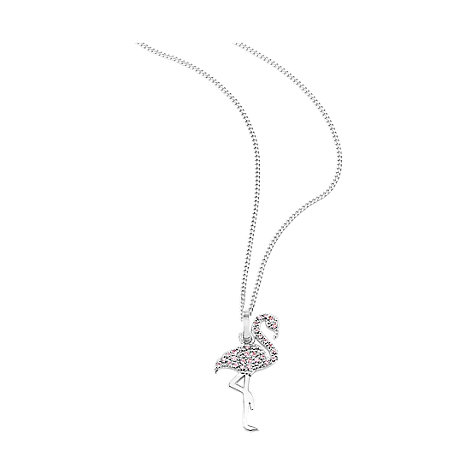 So Cosi Kette Pink Flamingo NSR-SK005