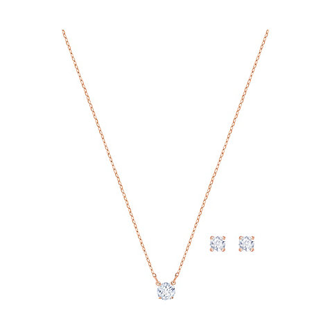 Swarovski Kette Attract Set