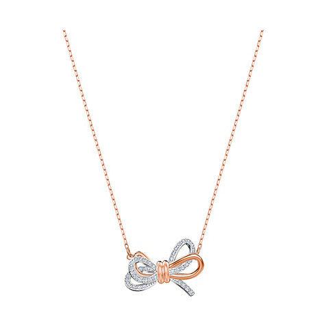 Swarovski Kette Lifelong Bow